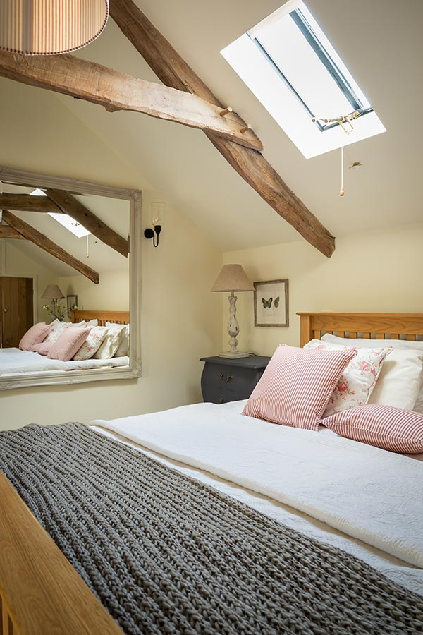 Swallow Barn Bedroom
